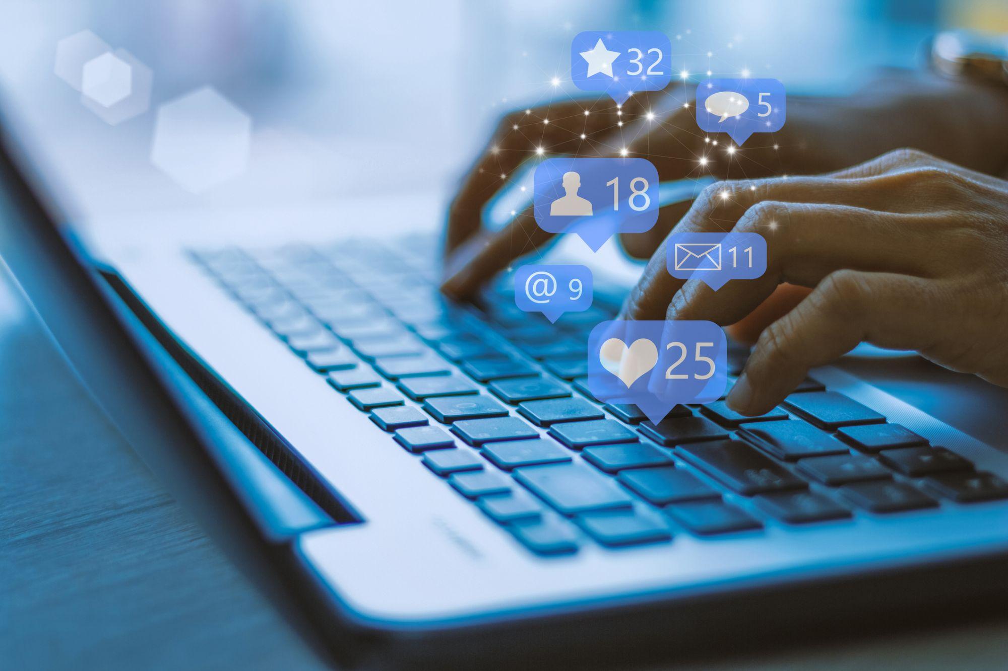 optimiser la visibilité d'une entreprise sur les réseaux sociaux